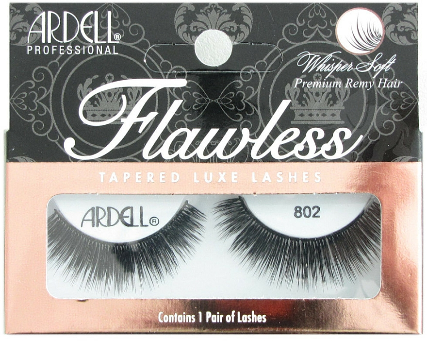 Flase Lashes - Ardell Flawless Lashes 802