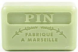 Fragrances, Perfumes, Cosmetics Marseille Pine Soap - Foufour Savonnette Marseillaise