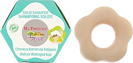 Fragrances, Perfumes, Cosmetics Solid Bio Shampoo - Ma Provence Solid Shampoo