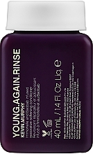 Fragrances, Perfumes, Cosmetics Strengthening Conditioner for Long Hair - Kevin.Murphy Young.Again.Rinse (mini size)