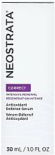 Fragrances, Perfumes, Cosmetics Face Serum - Neostrata Correct Antioxidant Defense Serum