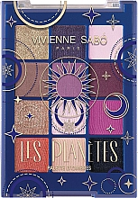 Fragrances, Perfumes, Cosmetics Eyeshadow Palette - Vivienne Sabo Les Planetes Eyeshadow Palette