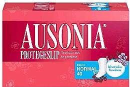 Fragrances, Perfumes, Cosmetics Daily Liners, 40pcs - Ausonia Protegeslip Normal