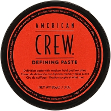 Fragrances, Perfumes, Cosmetics Hair Sculpting Clay - American Crew Classic Defining Paste