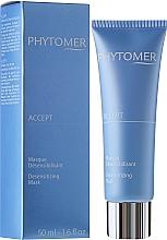 Fragrances, Perfumes, Cosmetics Sensitive Skin Mask - Phytomer Accept Desensitizing Mask