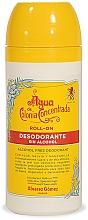 Fragrances, Perfumes, Cosmetics Alvarez Gomez Agua De Colonia Concentrada - Roll-on Deodorant