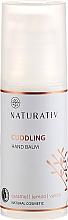 Fragrances, Perfumes, Cosmetics Hand Cream - Naturativ Cuddling Hand Balm