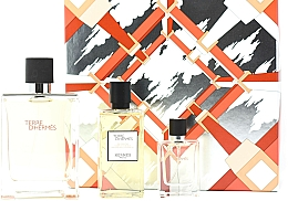 Fragrances, Perfumes, Cosmetics Hermes Terre d'Hermes - Set (edt/100ml + sh/gel/80ml + edt/12,5ml)