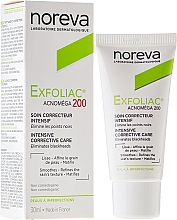 "Fragrances, Perfumes, Cosmetics Face Cream ""Acnomega"" 200 - Noreva Laboratoires Exfoliac Acnomega"