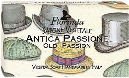 Fragrances, Perfumes, Cosmetics Old Passion Natural Soap - Florinda Vintage Old Passione Soap
