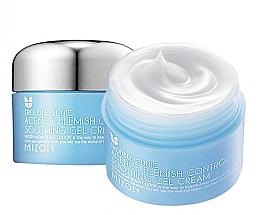 Fragrances, Perfumes, Cosmetics Cream-Gel for Problem Skin - Mizon Acence Blemish Control Soothing Gel Cream