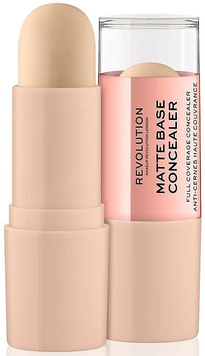 Mattifying Concealer - Makeup Revolution Matte Base Concealer