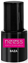 Fragrances, Perfumes, Cosmetics Hybrid Base Coat - Neess