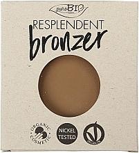 Fragrances, Perfumes, Cosmetics Bronzer - PuroBio Cosmetics Resplendent Bronzer (refill)