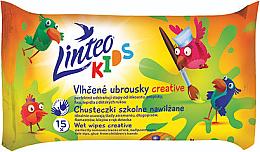Fragrances, Perfumes, Cosmetics Kids Wet Wipes - Linteo Kids Creative