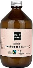 Fragrances, Perfumes, Cosmetics Shaving Soap - Fair Squared Apricot Shaving Soap Intimate