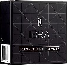 Fragrances, Perfumes, Cosmetics Face Loose Powder - Ibra Transparent Powder