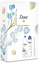 Fragrances, Perfumes, Cosmetics Set - Dove (sh/gel/250ml + deo/150ml)