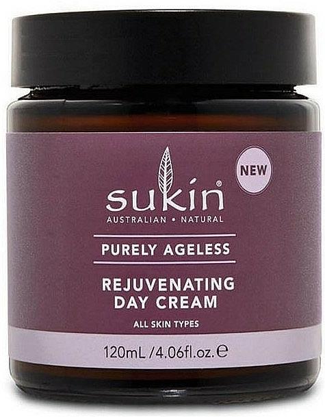 Rejuvenating Day Cream - Sukin Purely Ageless Rejuvenating Day Cream