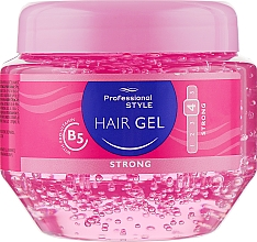 Fragrances, Perfumes, Cosmetics Styling Hair Gel - Professional Style Hair Gel Strong