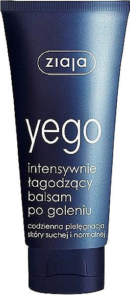 Soothing and Moisturizing After Shave Balm - Ziaja After Shave Balm