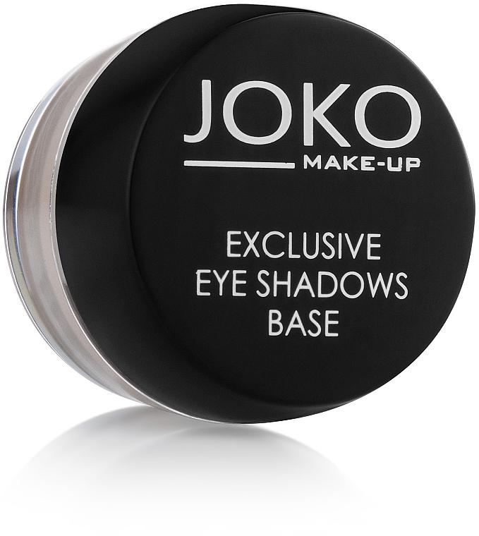 Eyeshadow Primer - Joko Exclusive Eye Shadows Base