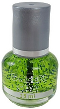 Fragrances, Perfumes, Cosmetics Nail Gel - Silcare Green Spa Gel