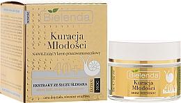 Fragrances, Perfumes, Cosmetics Face Cream - Bielenda Kuracja Mlodosci Cream 40+