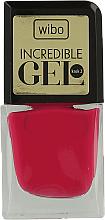 Fragrances, Perfumes, Cosmetics Nail Gel Polish - Wibo Incredible Gel