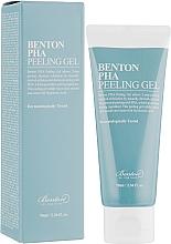 Fragrances, Perfumes, Cosmetics Lactobionic Acid Peeling Gel - Benton PHA Peeling Gel