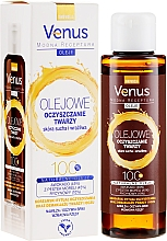 Fragrances, Perfumes, Cosmetics Facial Cleansing Oil Dry & Sensitive Skin - Venus Cleansing Oil