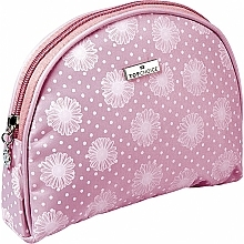 """Fragrances, Perfumes, Cosmetics Makeup Bag """"C&D"""", 97973, pink - Top Choice"""