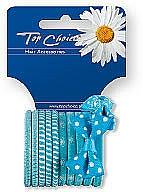 Fragrances, Perfumes, Cosmetics Elastic Hair Bands, 22067, 12 pcs - Top Choice