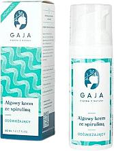 Fragrances, Perfumes, Cosmetics Refreshing Spirulina Face Cream - Gaja