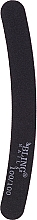 "Fragrances, Perfumes, Cosmetics Nail File ""Banana"", black, 100/100 - Bling"