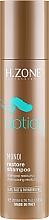 Fragrances, Perfumes, Cosmetics Hair Shampoo - H.Zone Option Sun Monoi Restore Shampoo