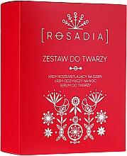Fragrances, Perfumes, Cosmetics Set - Rosadia (cr/2x50ml + ser/30ml)