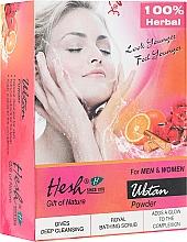 Fragrances, Perfumes, Cosmetics Powder Cleanser - Hesh Ubtan Powder