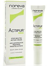 Fragrances, Perfumes, Cosmetics Anti-Imperfection Cream - Noreva Laboratoires Actipur Anti-Imperfection Treatment Targeted Actions