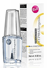 Fragrances, Perfumes, Cosmetics Nail Nourishing Treatment, Hypoallergenic - Bell Hypoallergenic Nail Conditioner