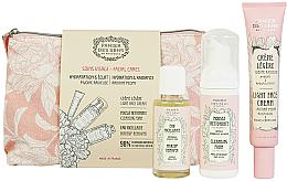 Fragrances, Perfumes, Cosmetics Set - Panier des Sens (f/cr/40ml + remover/50ml + cl/foam/50ml)