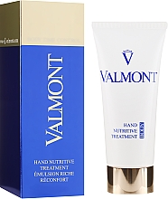 Fragrances, Perfumes, Cosmetics Nourishing Repair Hand Cream - Valmont Hand Nutritive Treatment