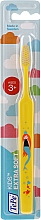 Fragrances, Perfumes, Cosmetics Kids Toothbrush 3+, yellow - TePe Kids Extra Soft