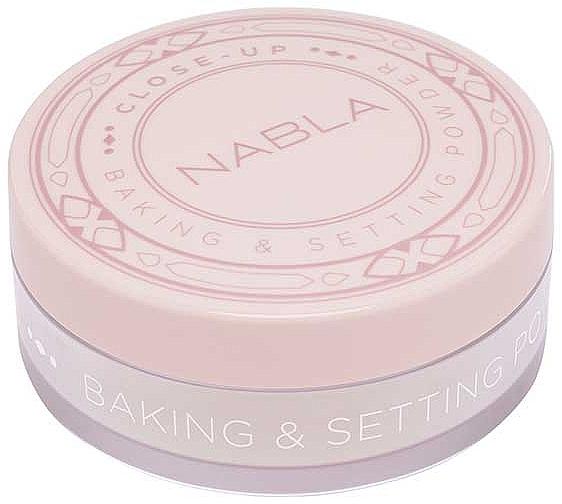 Loose Powder - Nabla Close-Up Baking Setting Powder