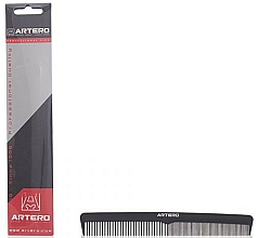 Fragrances, Perfumes, Cosmetics Comb, 179 mm - Artero Peine Carbono