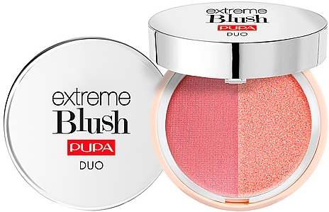 Compact Double Blush - Pupa Extreme Blush Duo