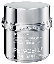 Fragrances, Perfumes, Cosmetics Luxurious Cream for Normal Skin - Klapp Repacell 24H Antiage Luxurious Cream Normal