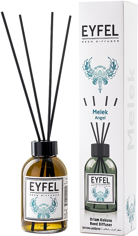 "Reed Diffuser ""Angel"" - Eyfel Perfume Reed Diffuser Angel"