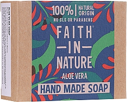 Fragrances, Perfumes, Cosmetics Aloe Vera Hand Soap - Faith In Nature Aloe Vera Soap