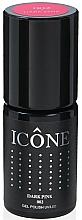 Fragrances, Perfumes, Cosmetics Nail Hybrid Gel Polish - Icone Gel Polish UV/LED